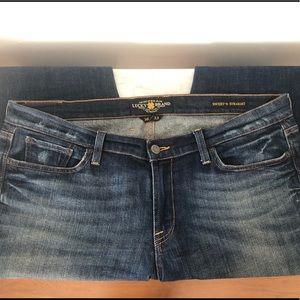 Woman Lucky Brand Jeans 🍀